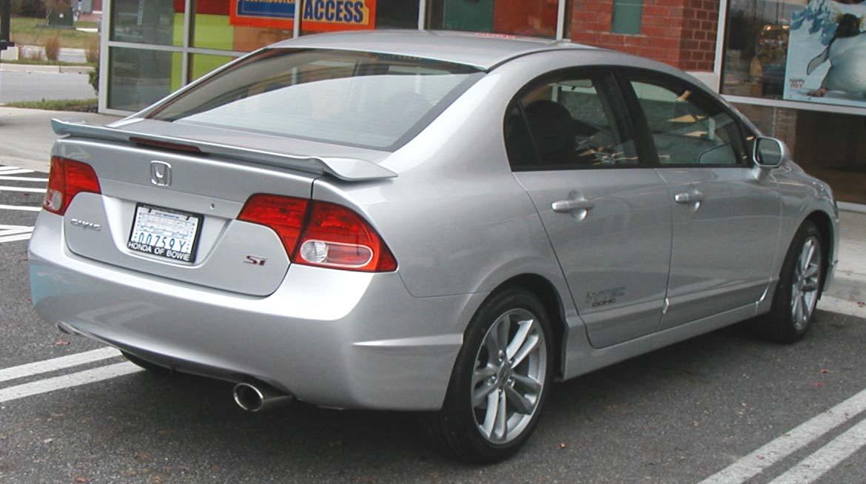 File:Honda-Civic-Si-sedan-2.jpg - Wikimedia Commons