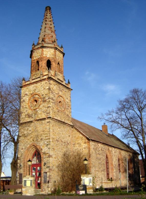 Evangelische Kirche In Mitteldeutschland