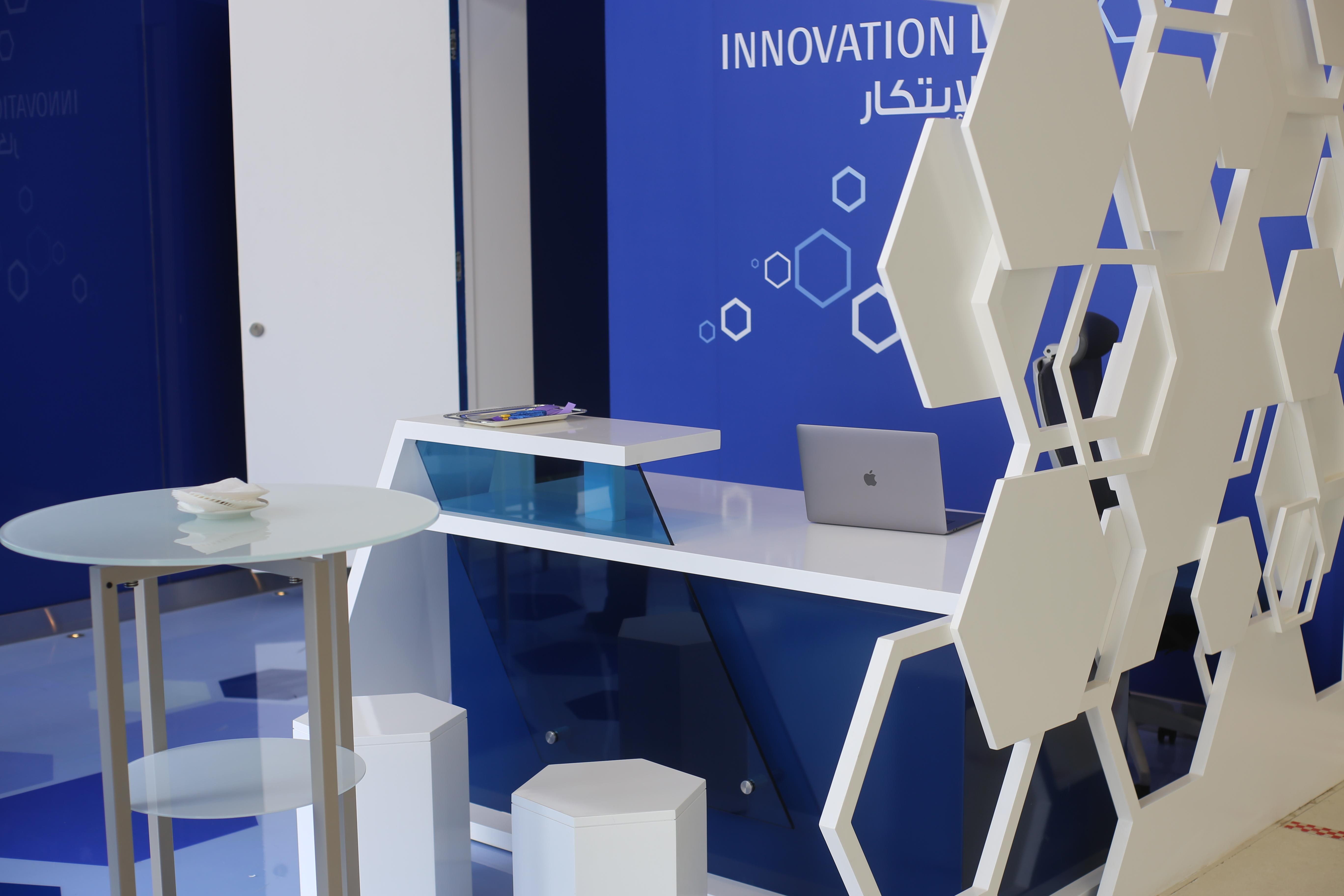 Innovation Lab, in Mohammadia, Riyadh