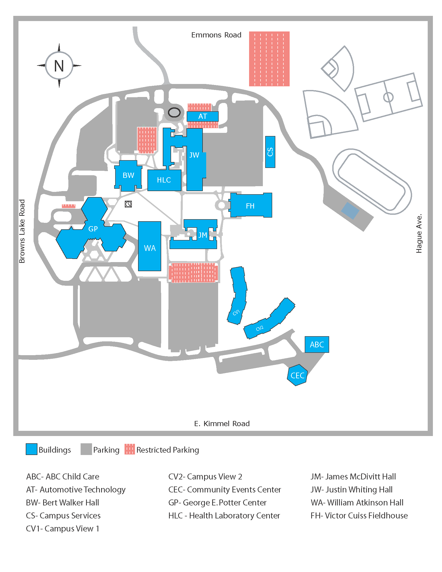 Jackson College Campus Map.File Jackson College Central Campus Map Png Wikimedia Commons