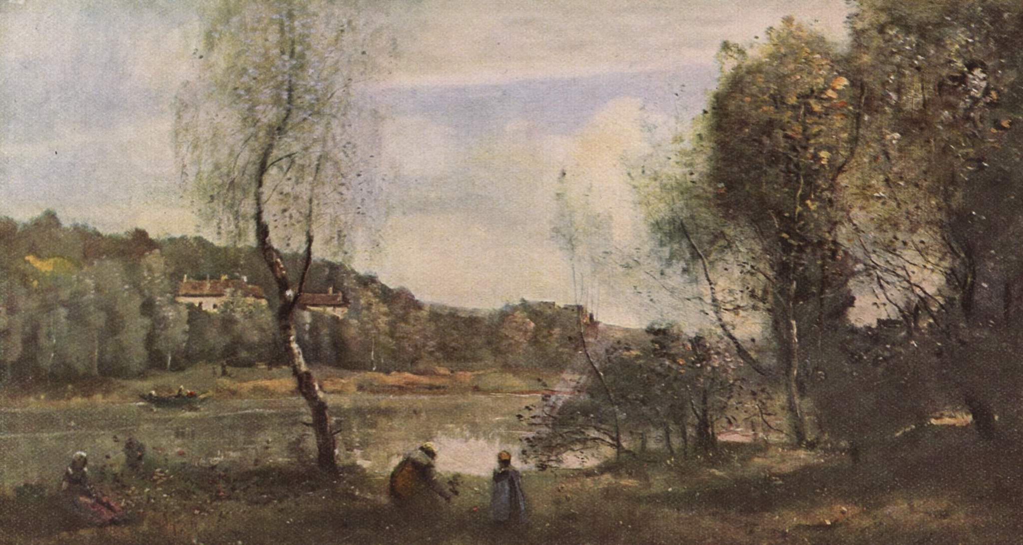 "a biography of jean baptiste camille corot Jean baptiste camille corot no man was ever happier than ""le pere corot"", the affectionate nickname given to him by all those whom he had befriended and."