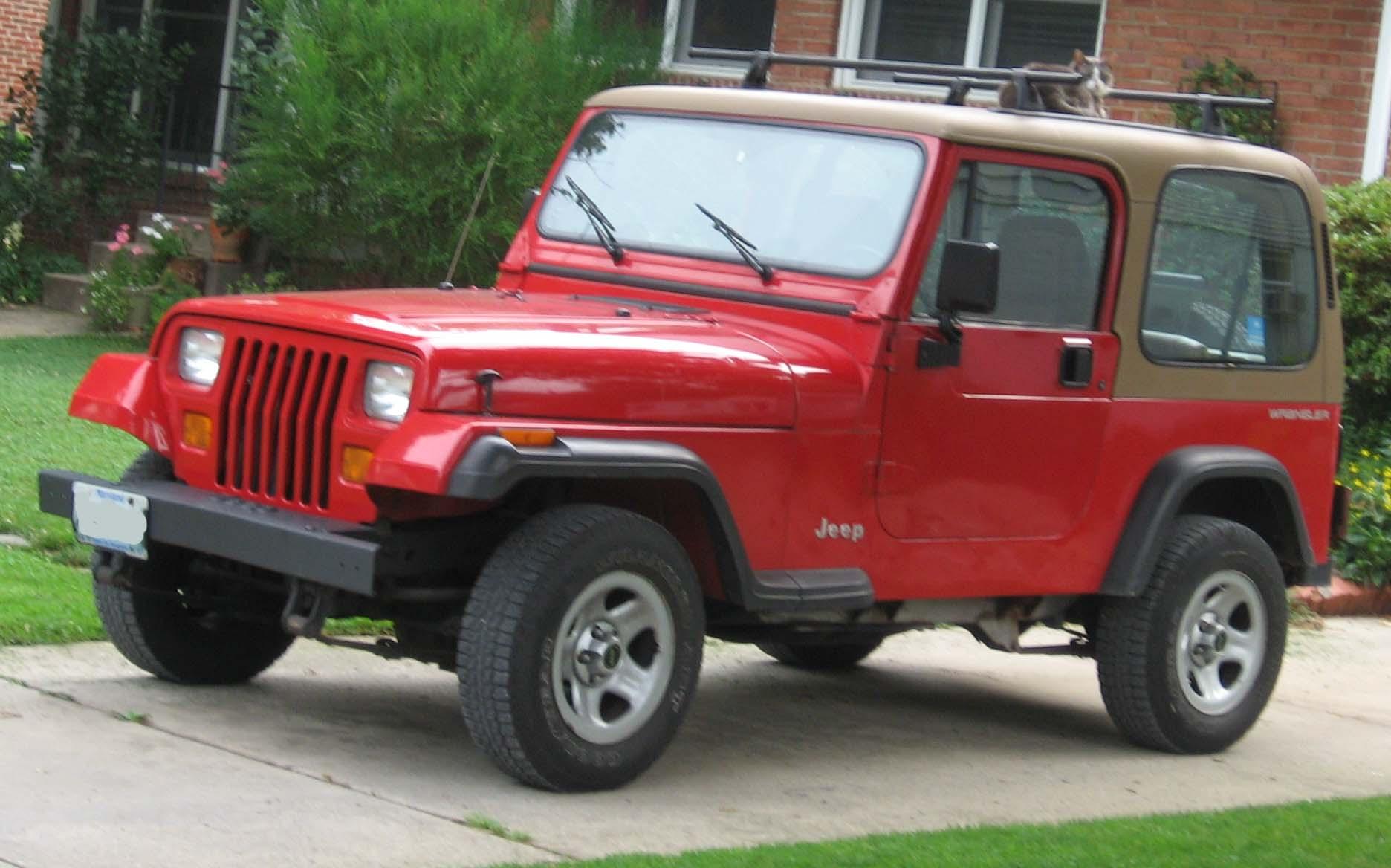 Prices On Jeeps >> 1995 Jeep Wrangler Yj | Autos Post