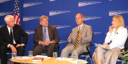 File:Jim speaks at the Center for American Progress.jpg