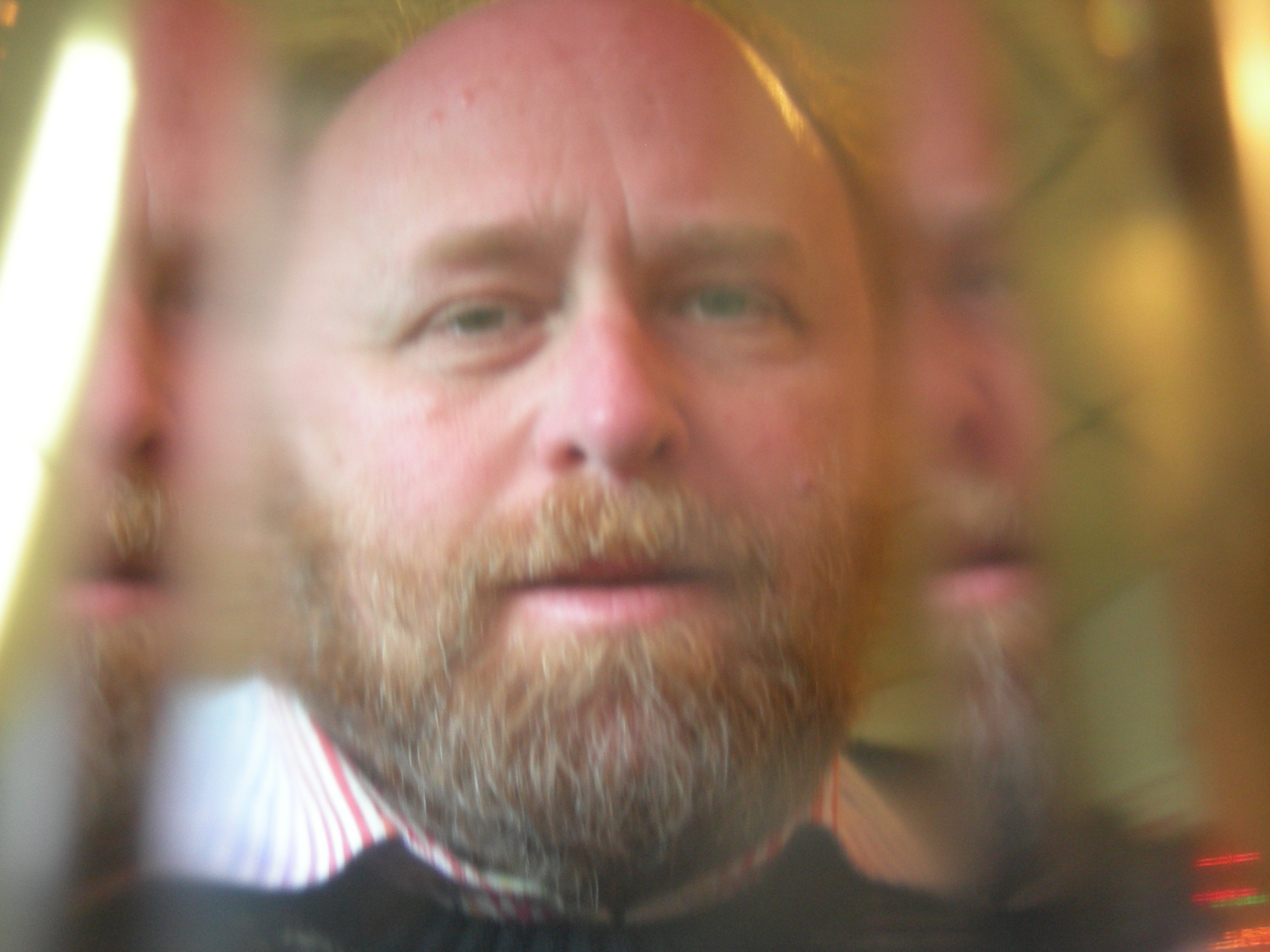 photo self-portrait, 2006