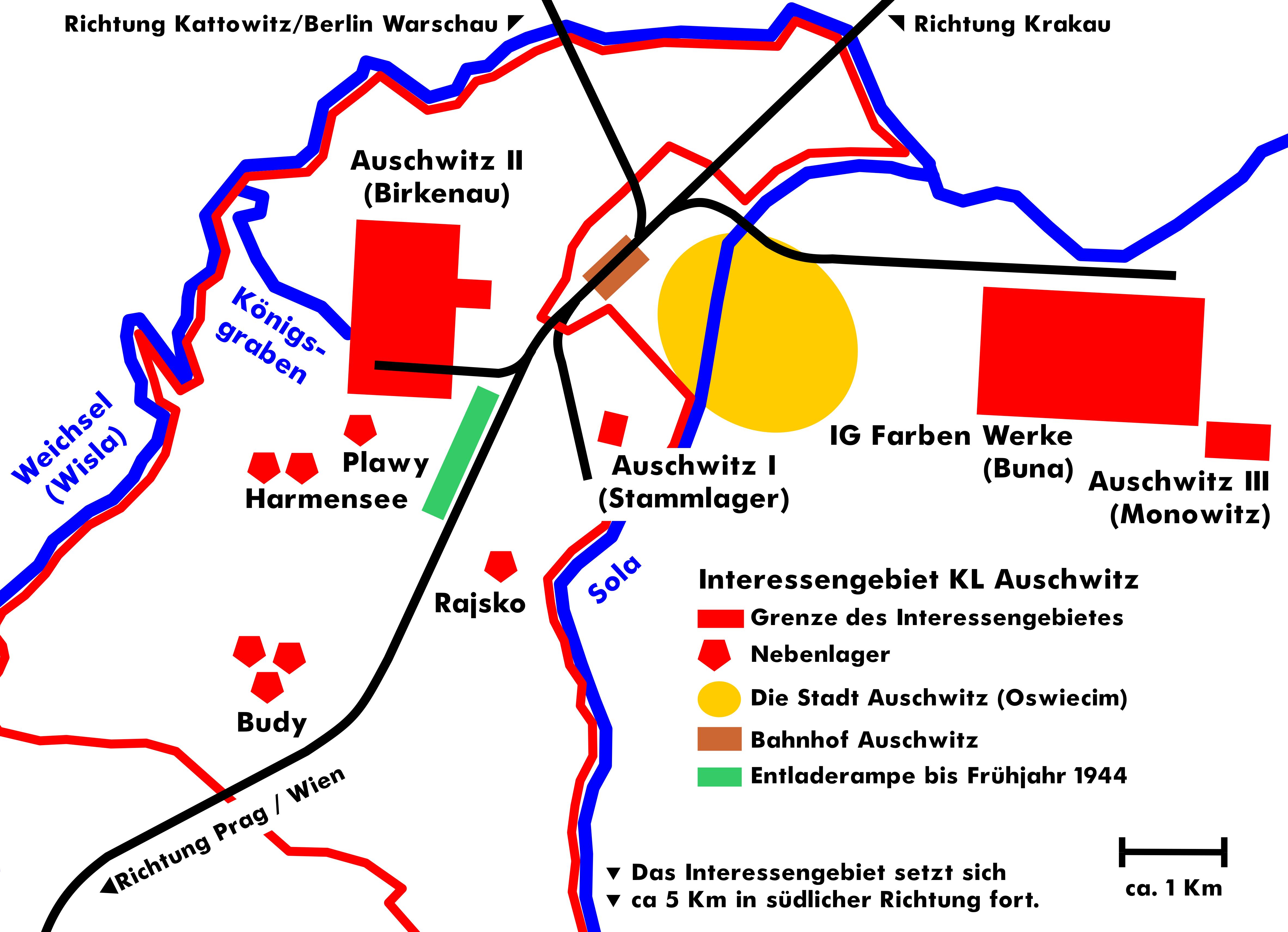 Auschwitz Karte.Datei Karte Interessengebiet Kl Auschwitz Png Wikipedia