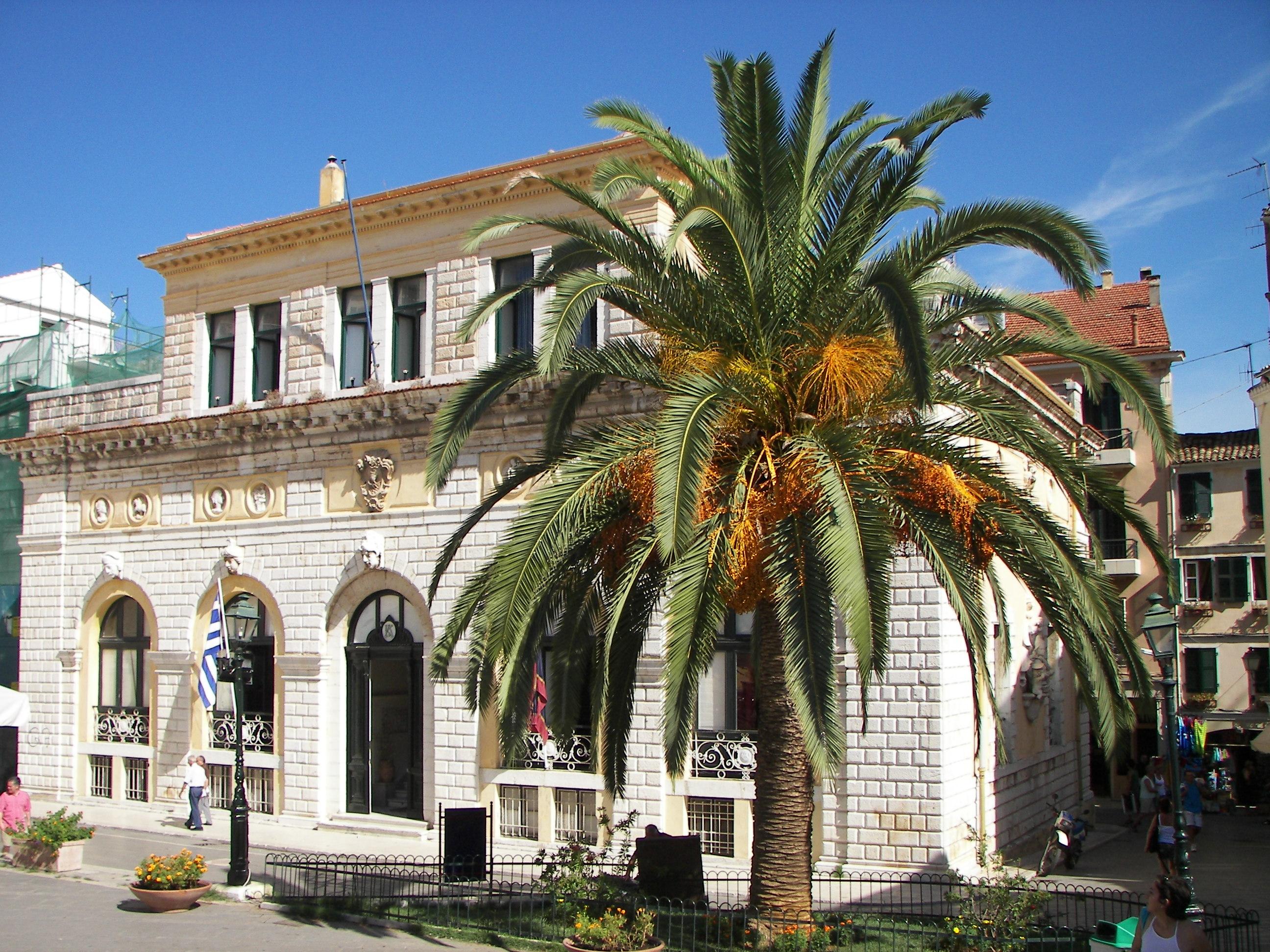Θέατρο Σαν Τζάκομο (Κέρκυρα) - Βικιπαίδεια