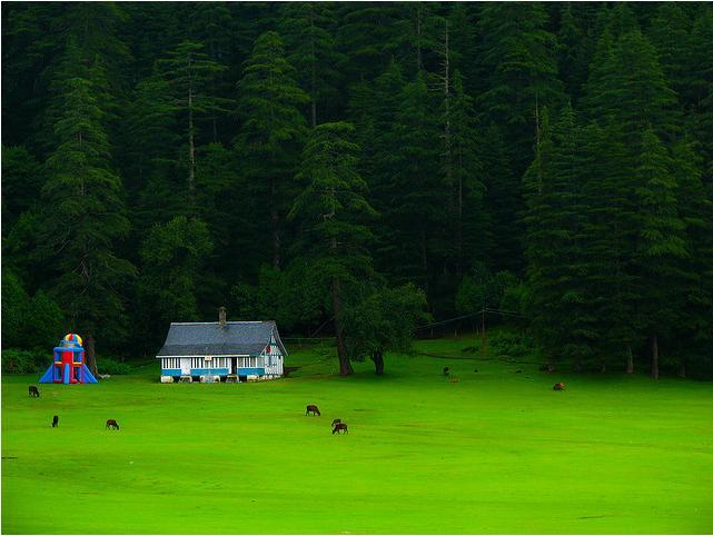 Khajjiar - Best Places to Visit in India in October