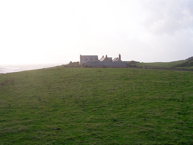 Knowles Farm, St. Catherine's Point, Isle of Wight - geograph.org.uk - 943403