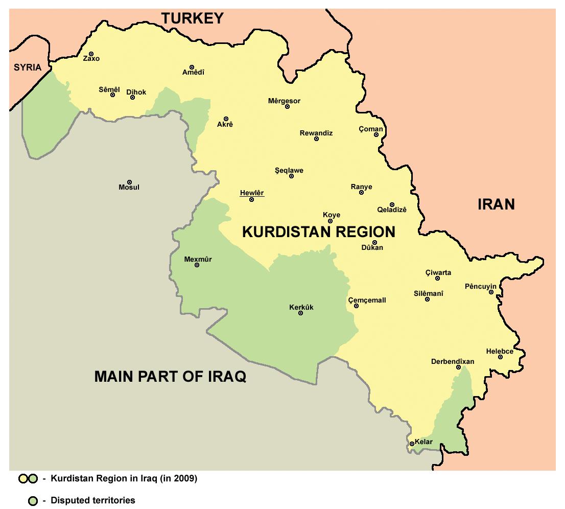 Kurdistan 2009