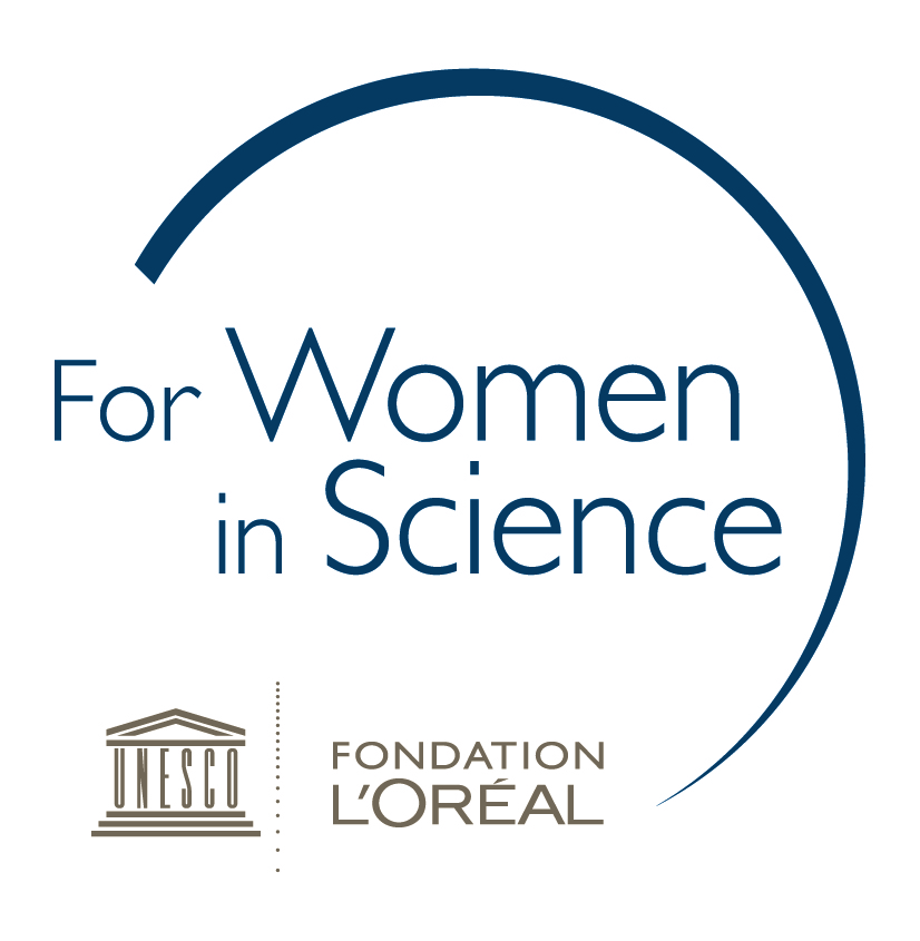 Afbeeldingsresultaat voor for women in science l'oreal