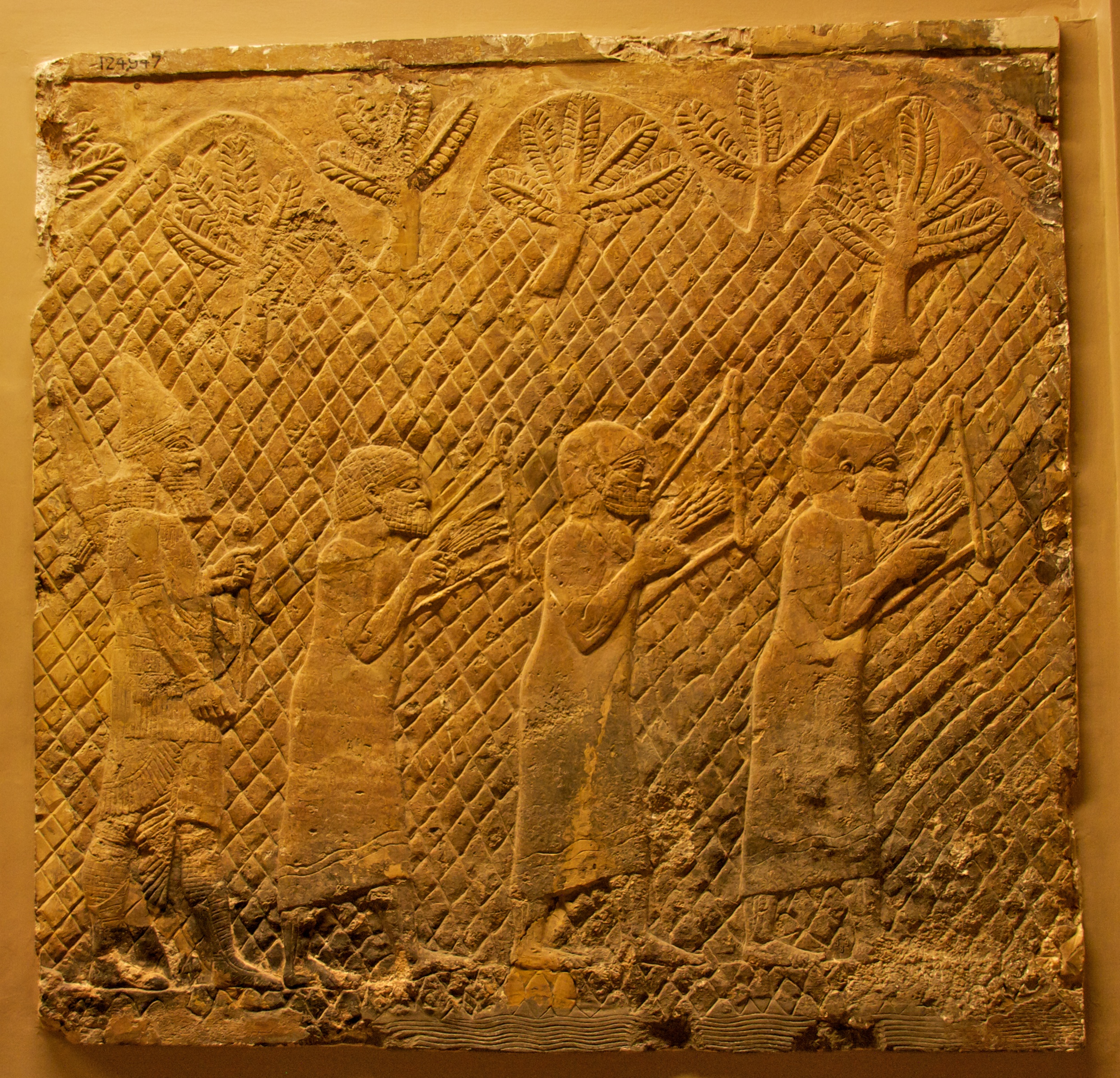 File Lachish Relief British Museum 13 Jpg Wikimedia Commons