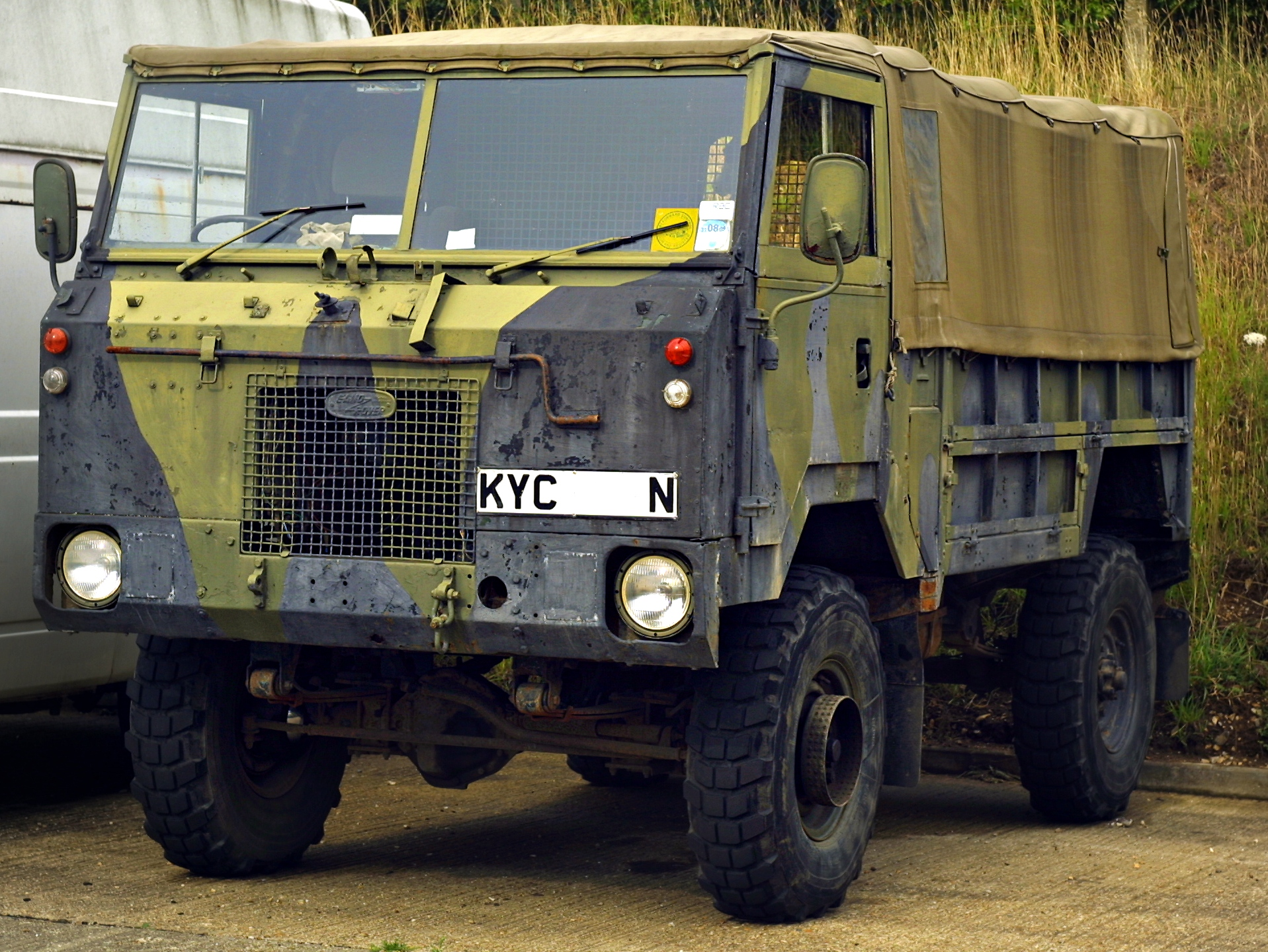 Land Rover 101 Forward Control Wikipedia