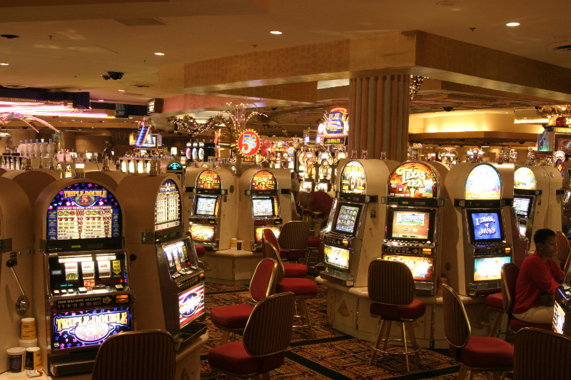 slot machines excalibur