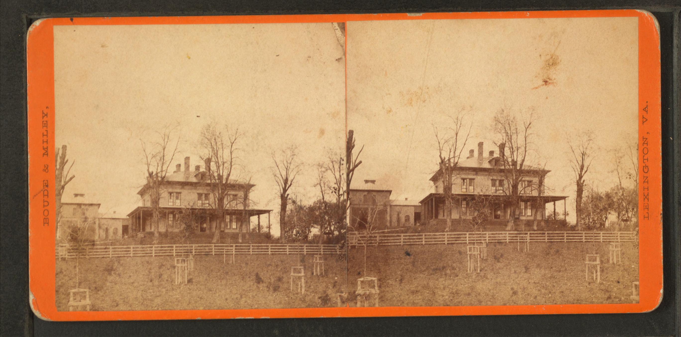 Washington And Lee Dorm Rooms