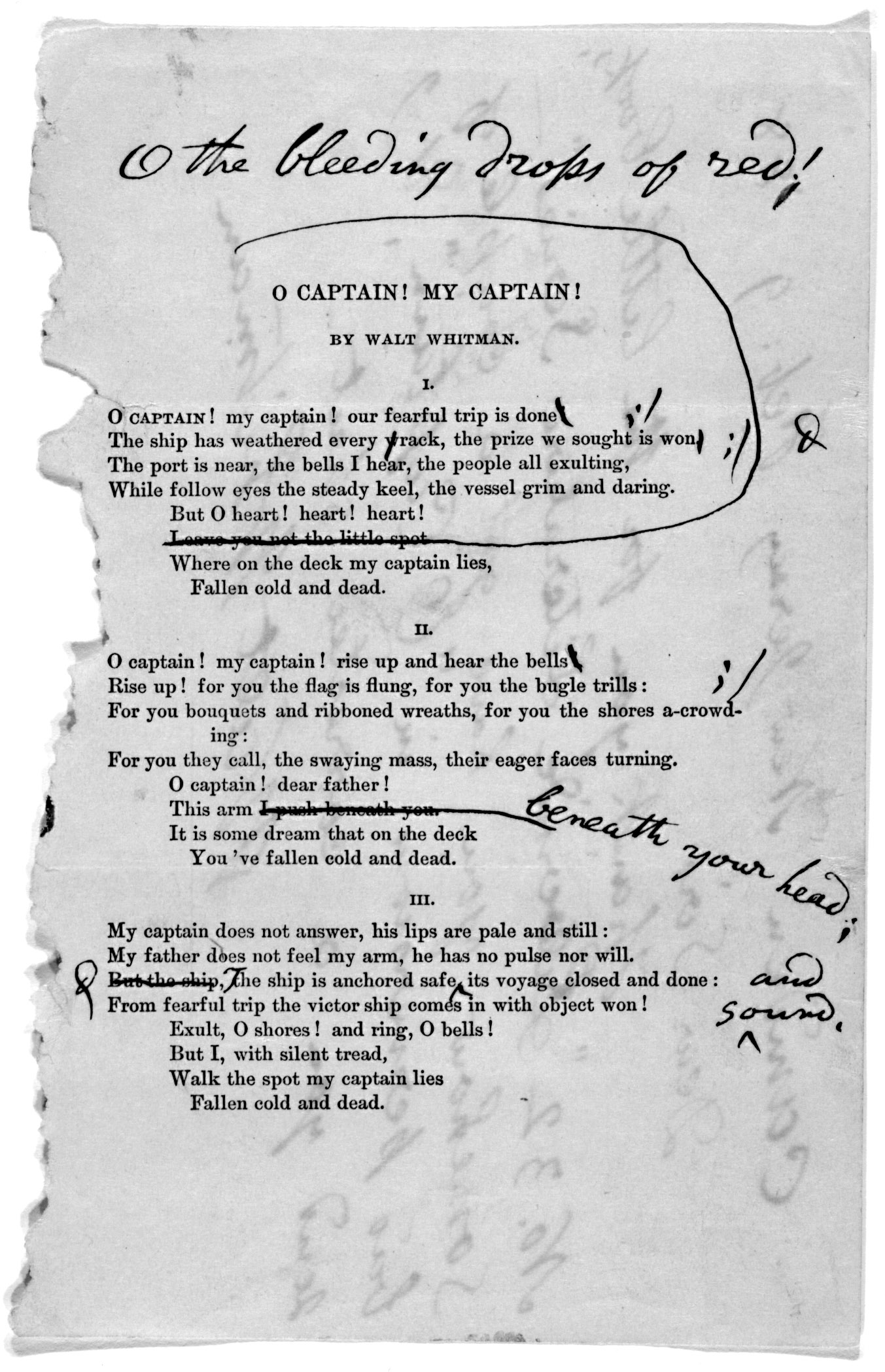 An analysis of the crossing brooklyn ferry record by walt whitman