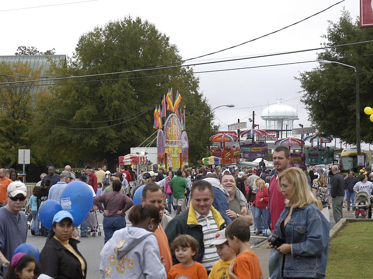 2008 Lexington Barbecue Festival