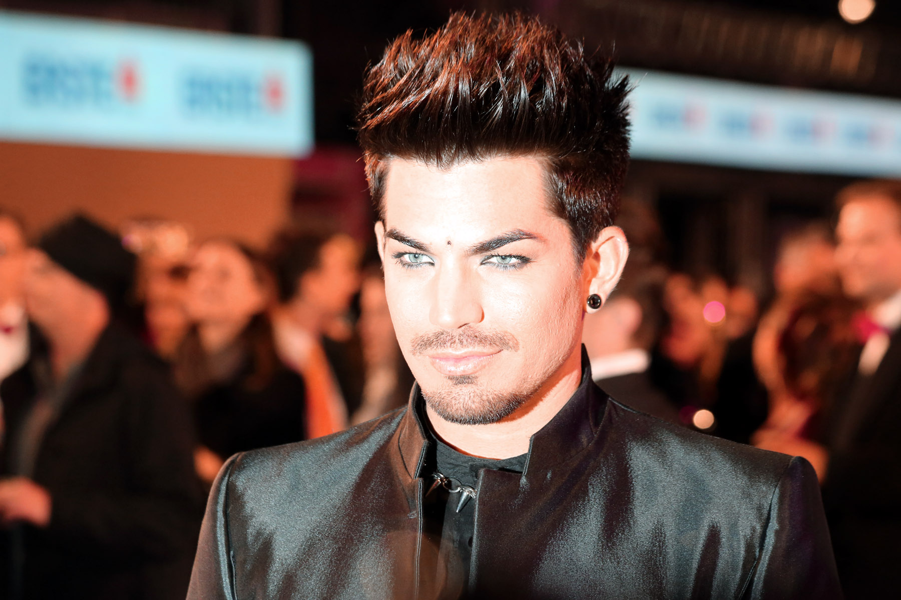 Life Ball Magenta Carpet Adam Lambert