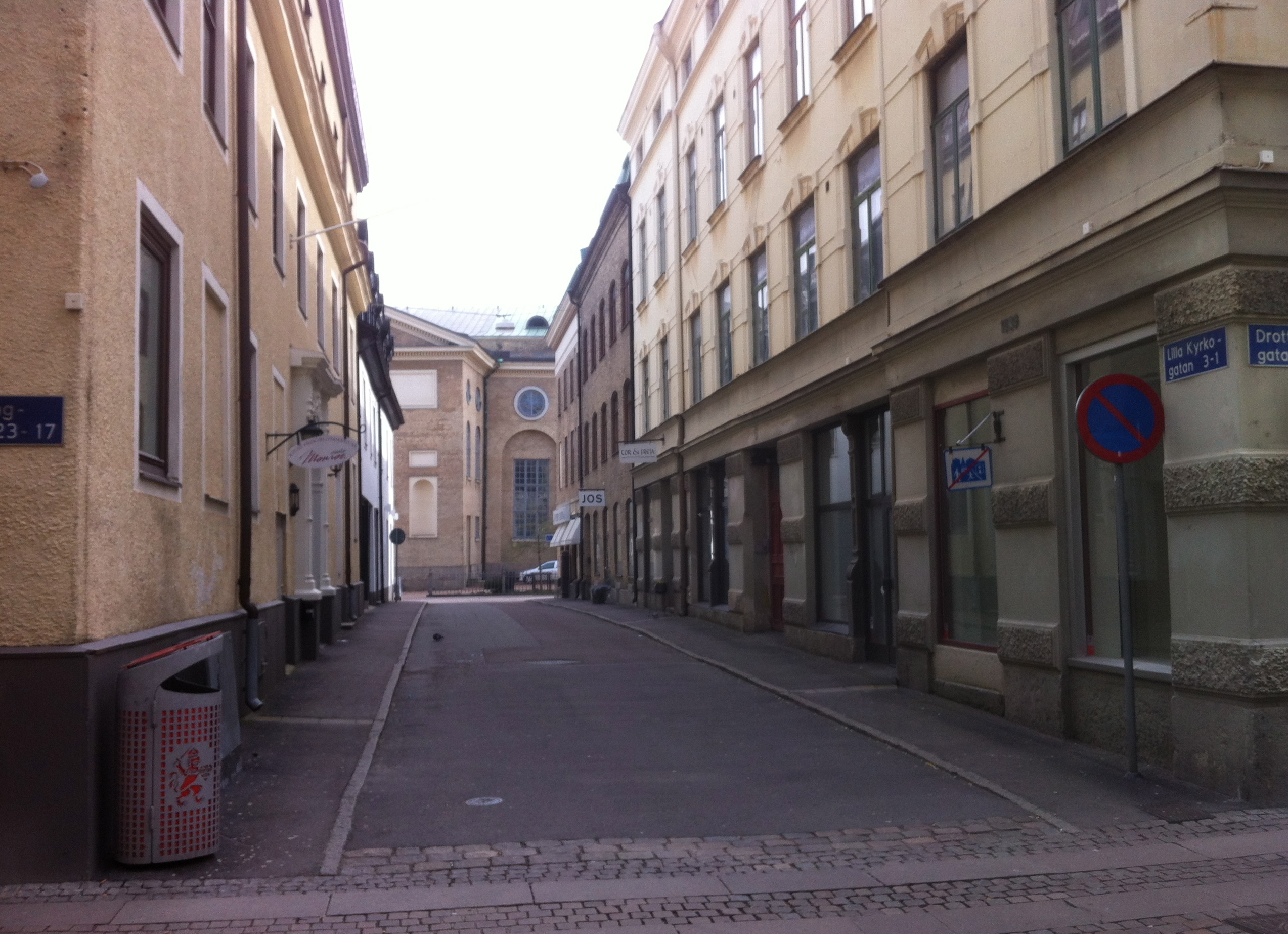 lilla drottninggatan göteborg