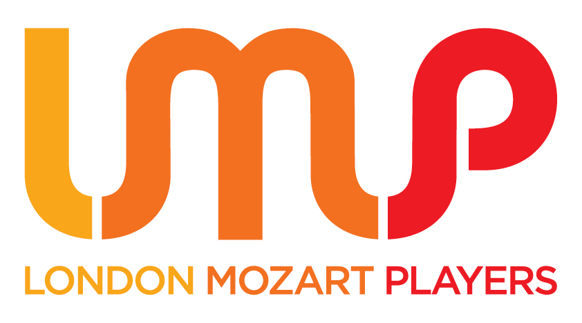 Official London Mozart Players logo