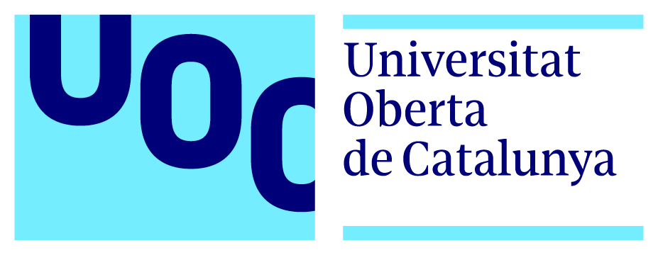 Resultado de imagen de uoc logo