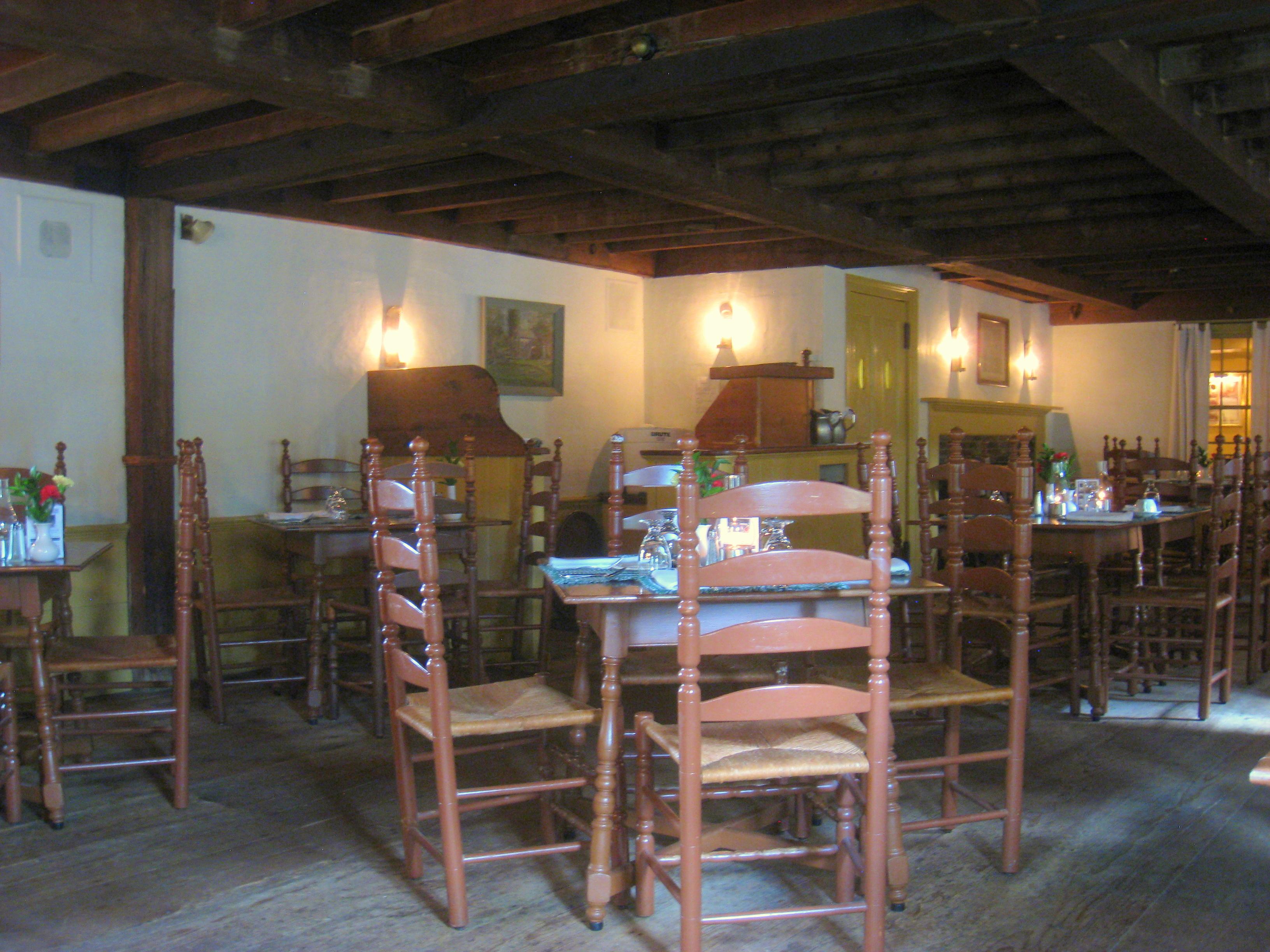 Longfellow S Wayside Inn Restaurant