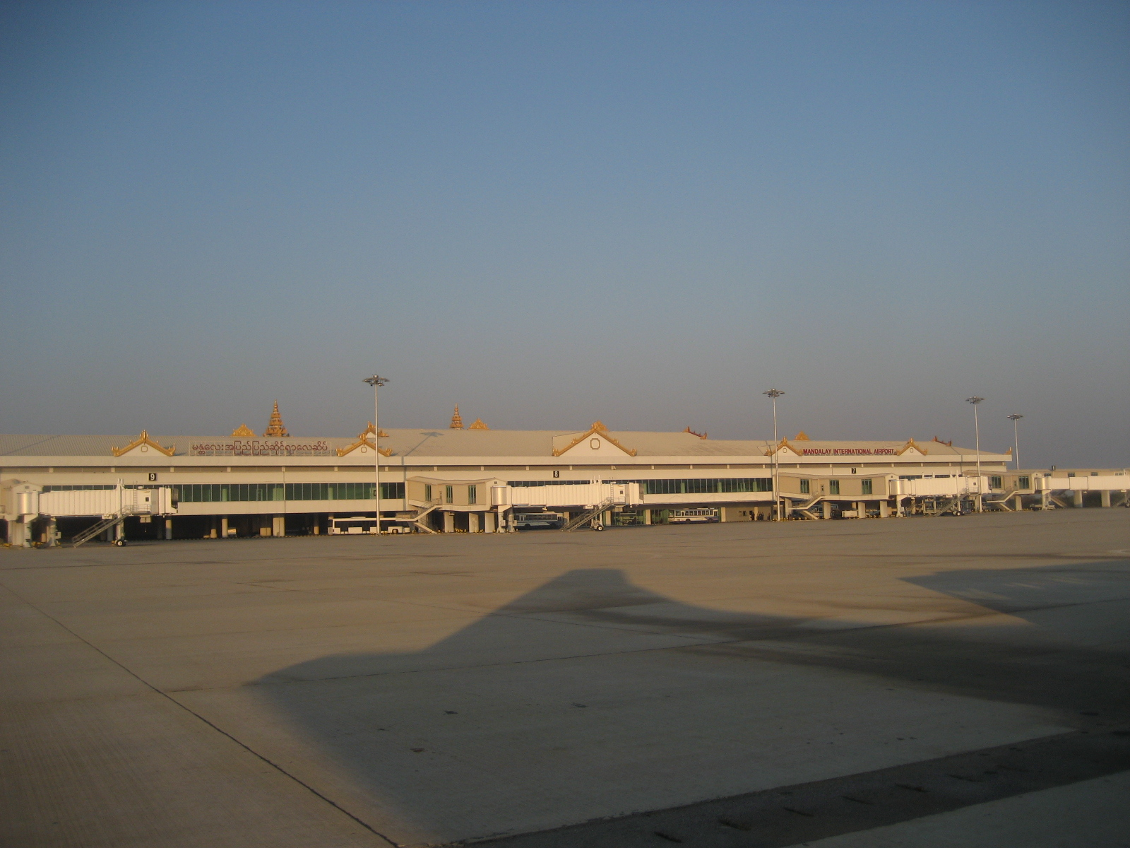 Mandalay International Airport - Wikipedia