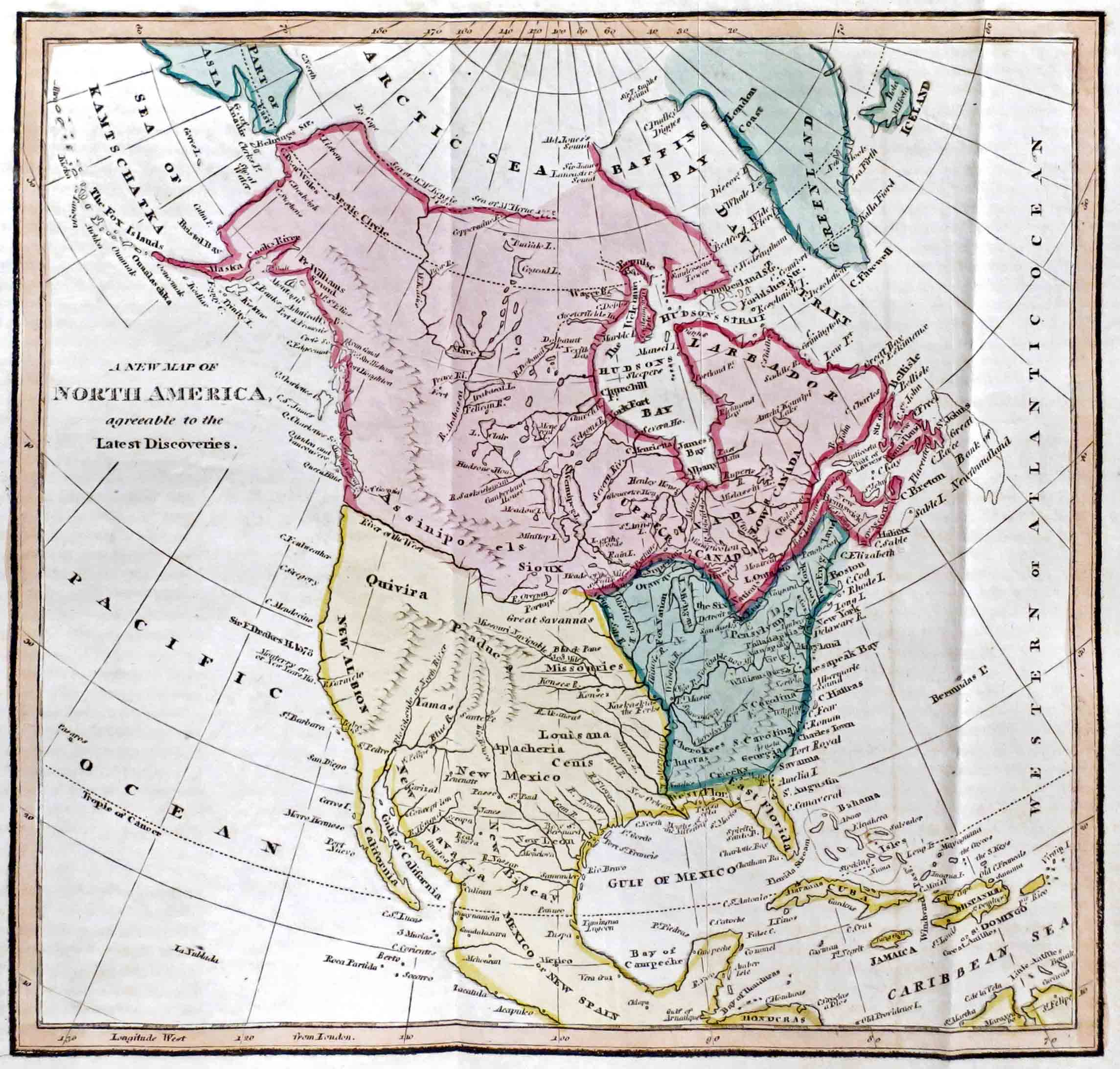 Map Of America History.File Map In 1817 The History Of America Jpg Wikimedia Commons