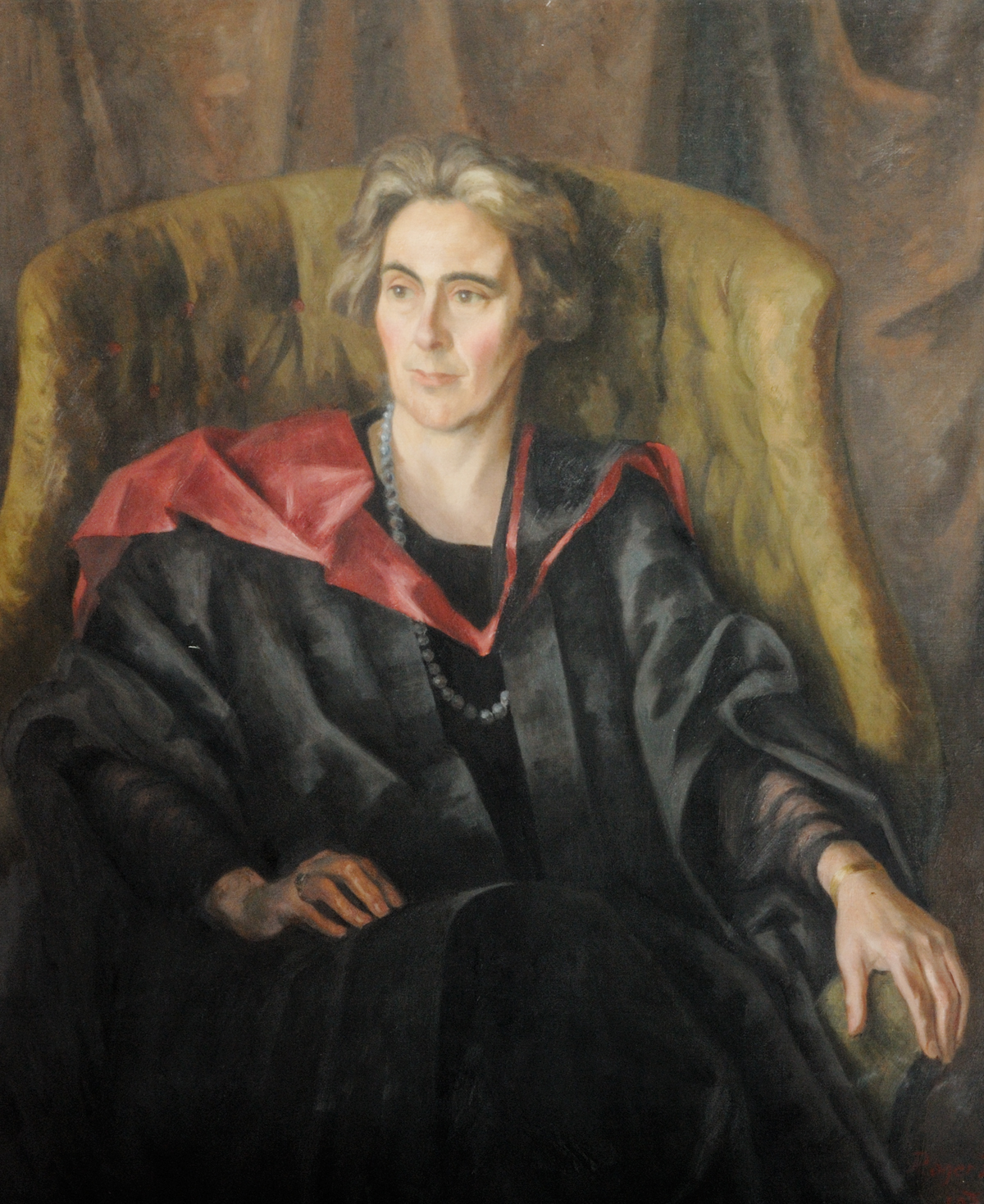 Margery Fry by her brother Roger Fry (died over 70 years ago).jpg