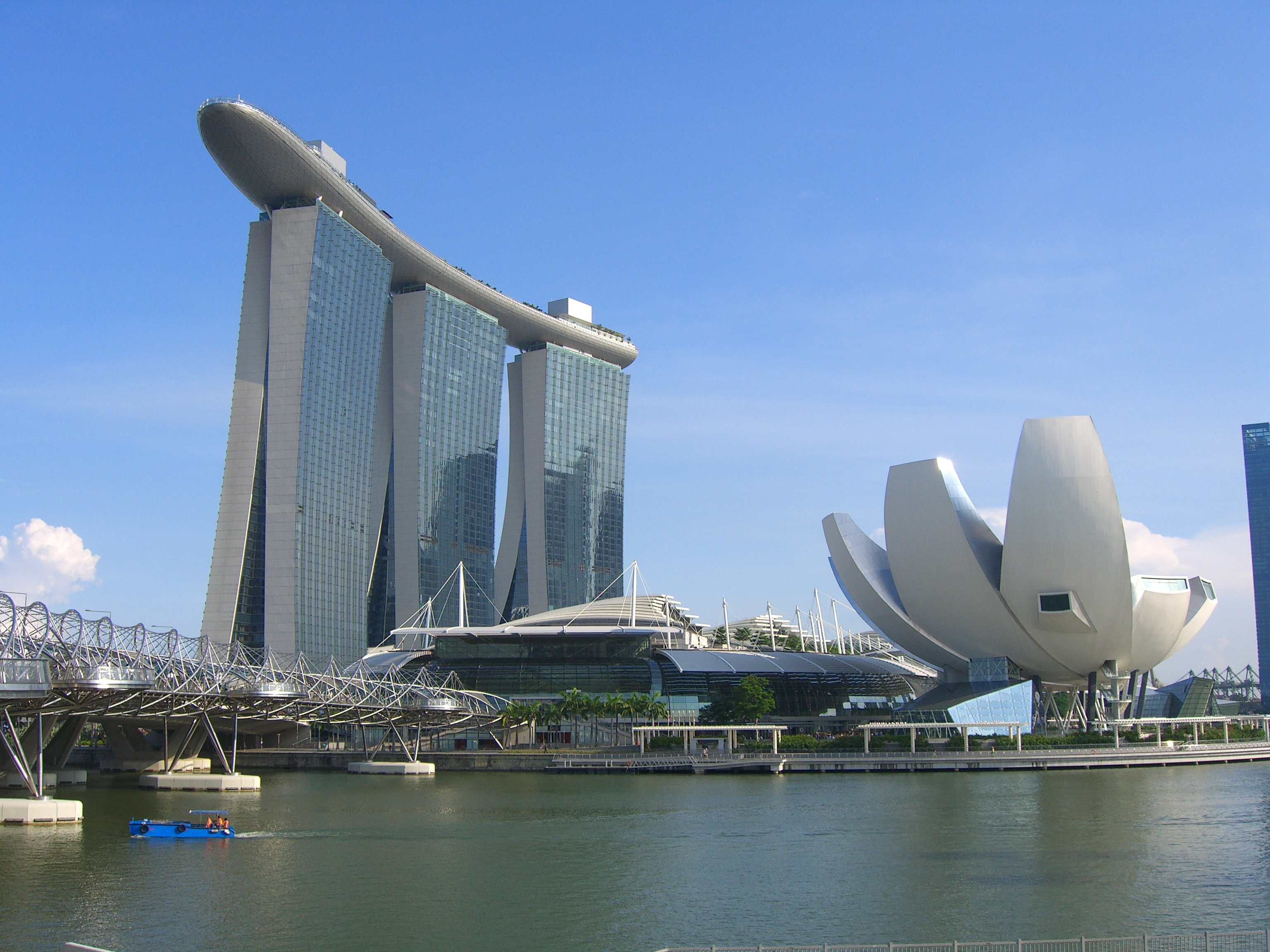 File marina bay sands singapore for Architecture firms in singapore