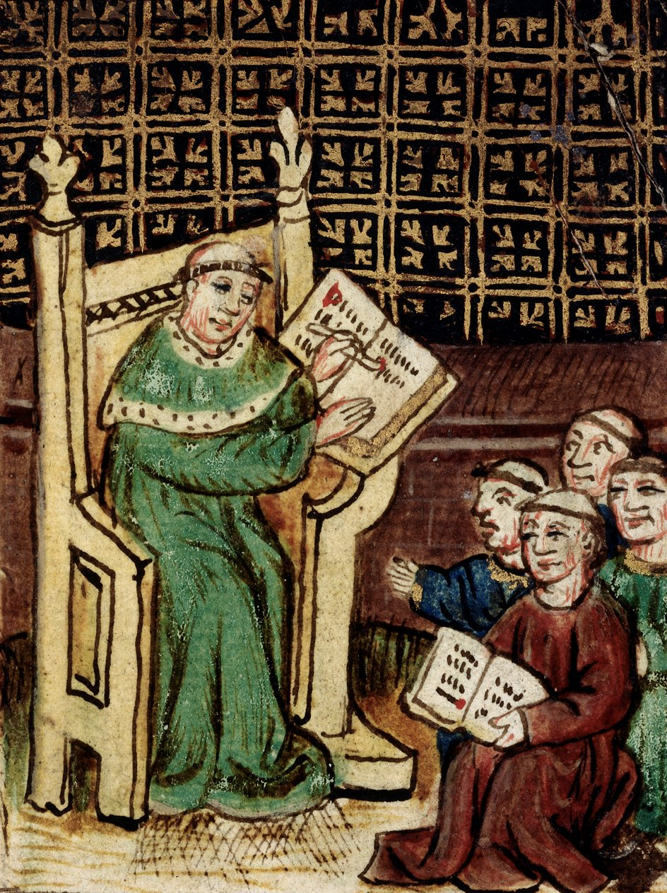 life at a medieval university Medieval university illustration from a 14th-century manuscript showing a meeting of doctors at the university of paris a medieval university is a corporation organized during the middle ages for the purposes of higher learning.