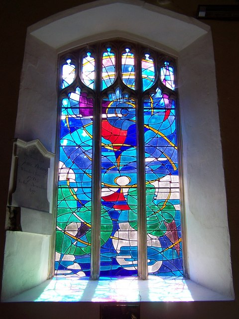 File Modern Stained Glass Window Palgrave Church