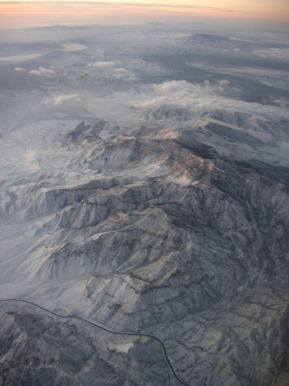 Pahrump To Las Vegas >> File:Mount Potosi, State Route 160 Between Las Vegas and Pahrump, Nevada (3124835775).jpg ...