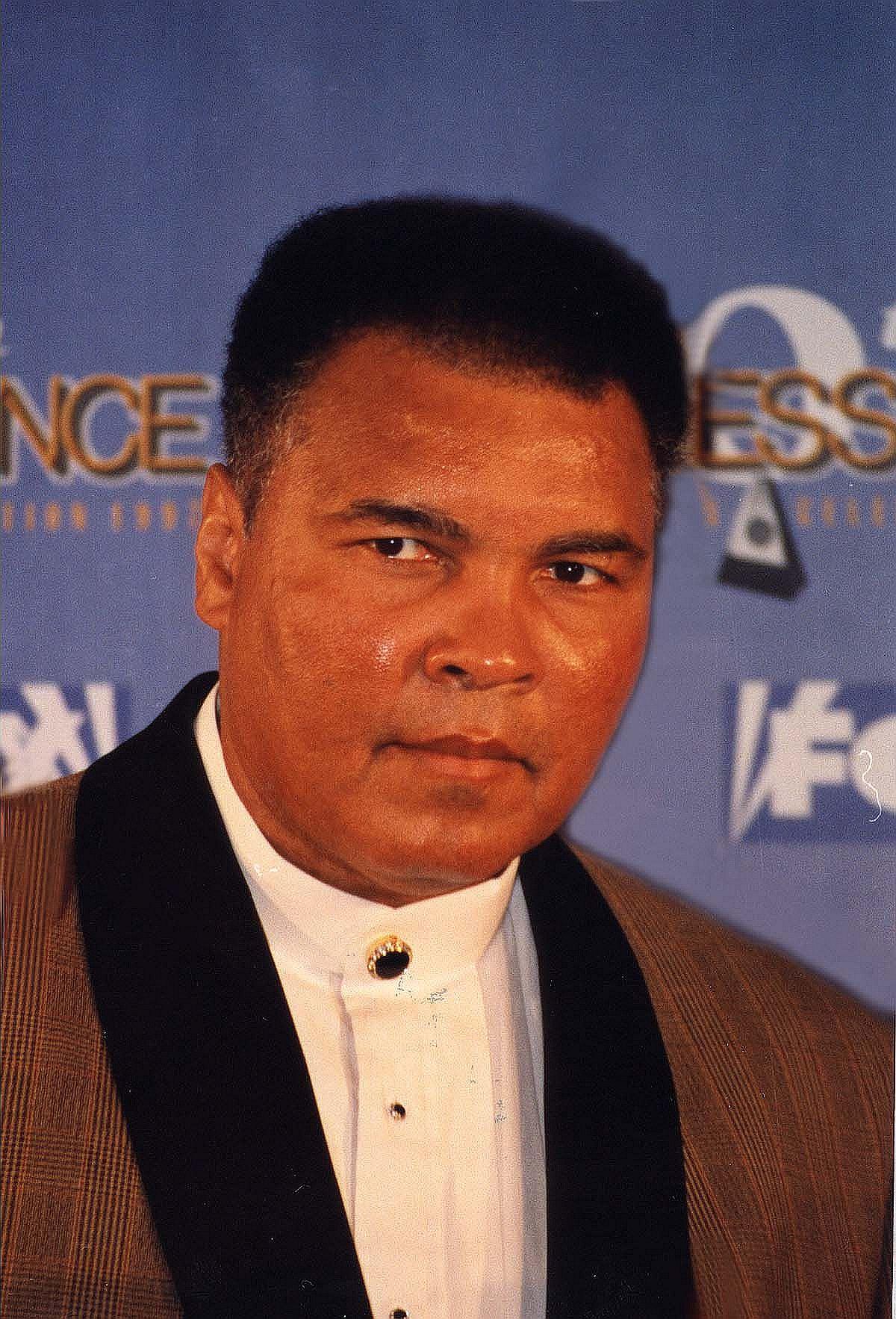 Poet Muhammad Ali