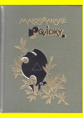 Povídky malostranské cover