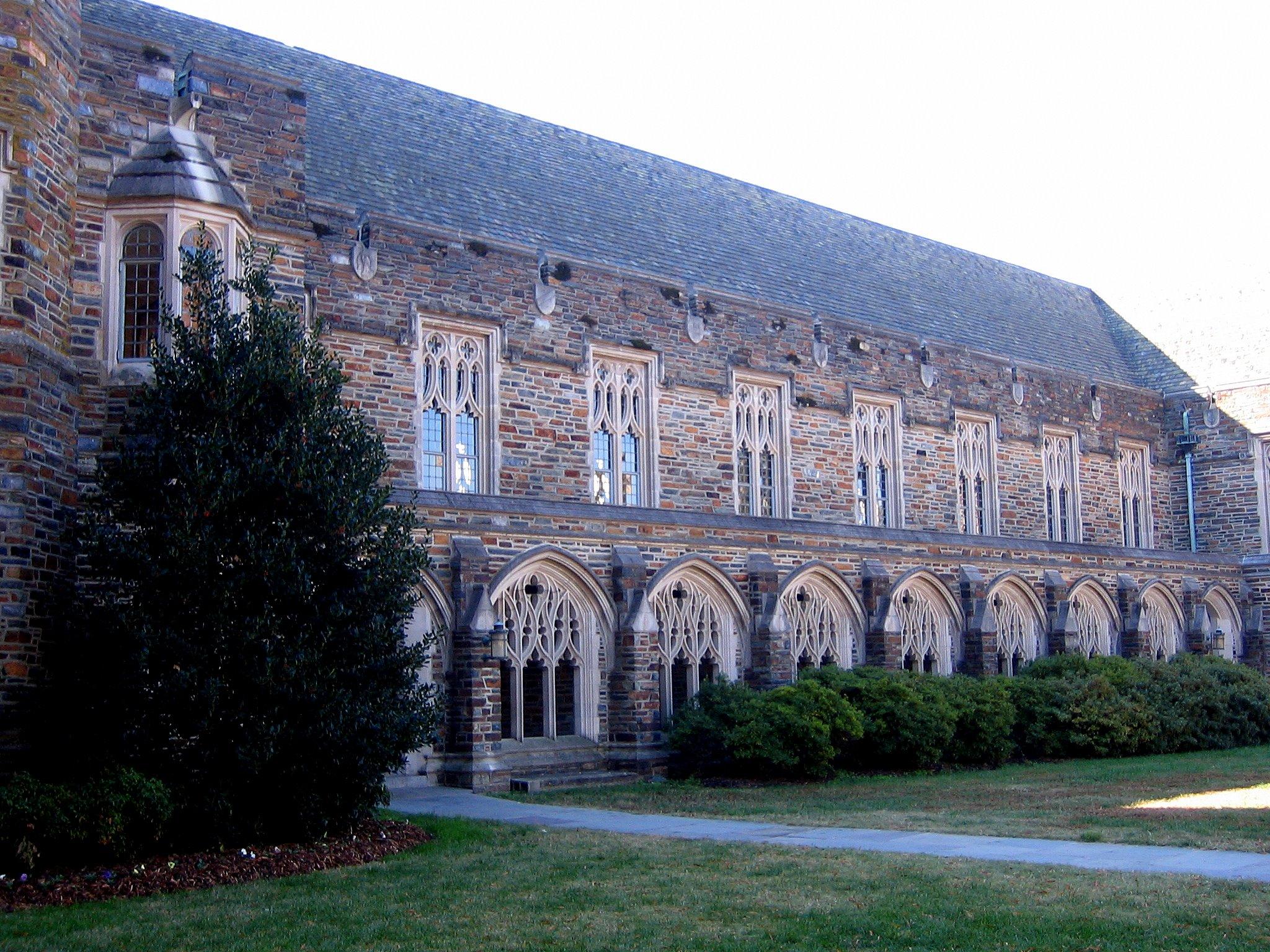 Duke University East Campus Building