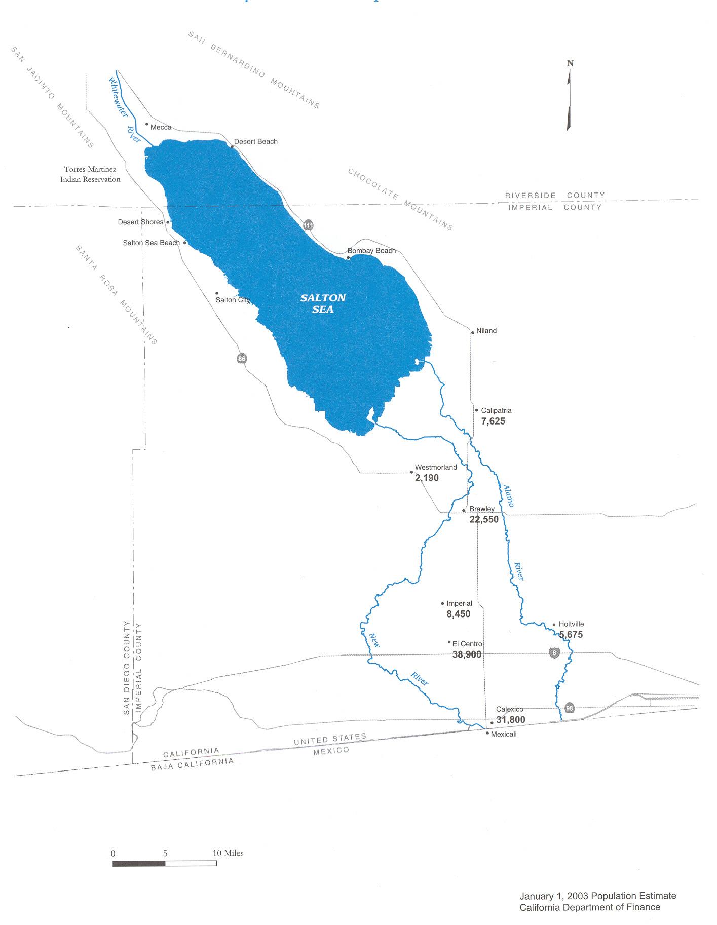 Las Coloradas Mexico Map.New River Mexico United States Wikipedia