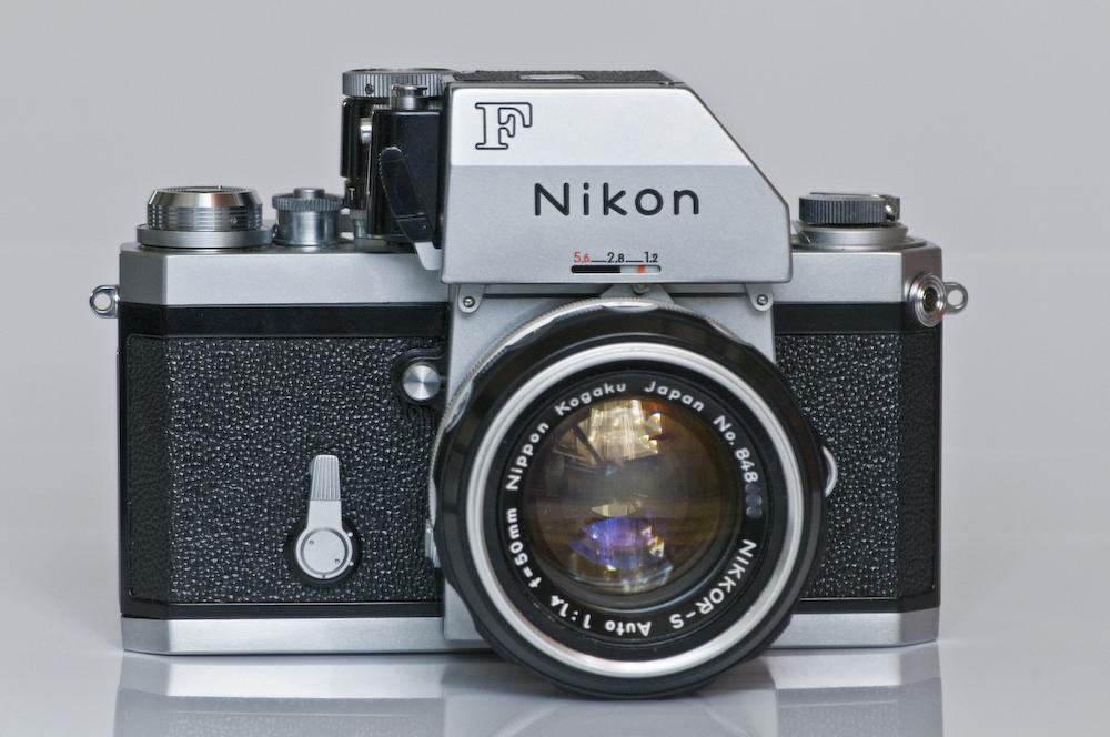 Nikon F Photomic T instruction manual, user manual, PDF manual ...