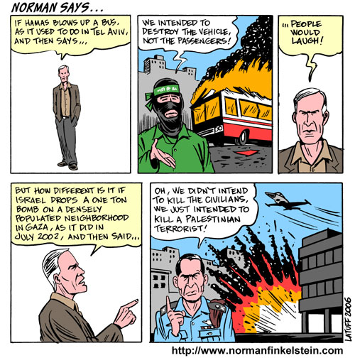 File:Norman Finkelstein says by Latuff2.jpg