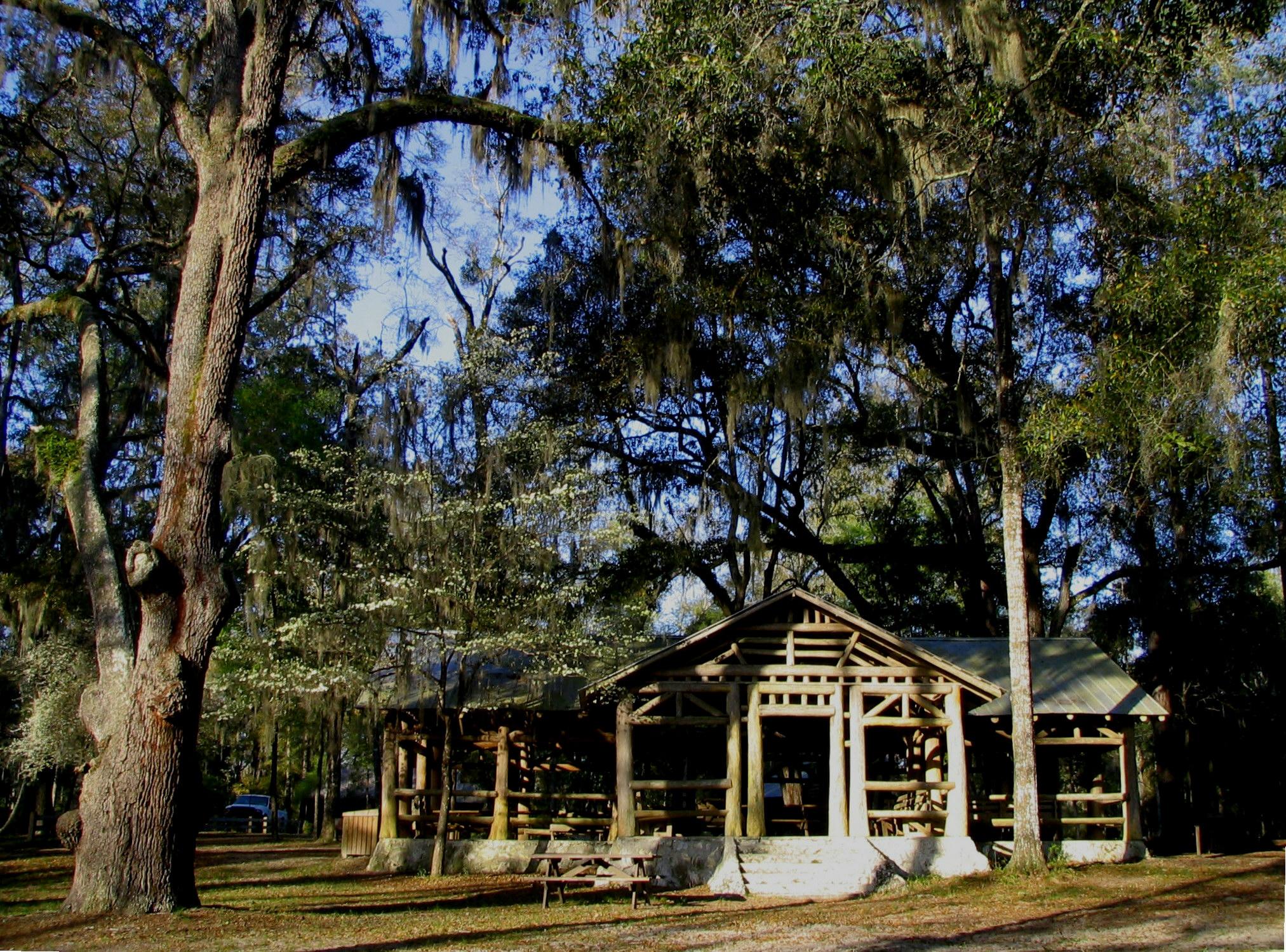 File O Leno State Park Ccc Picnic Shelter Jpg