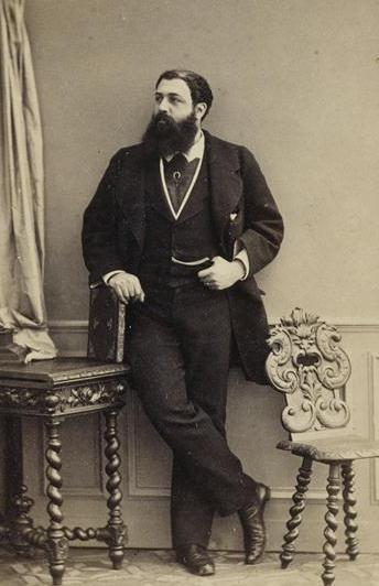 Image of Comte Olympio-Clemente Aguado de Las Marismas from Wikidata