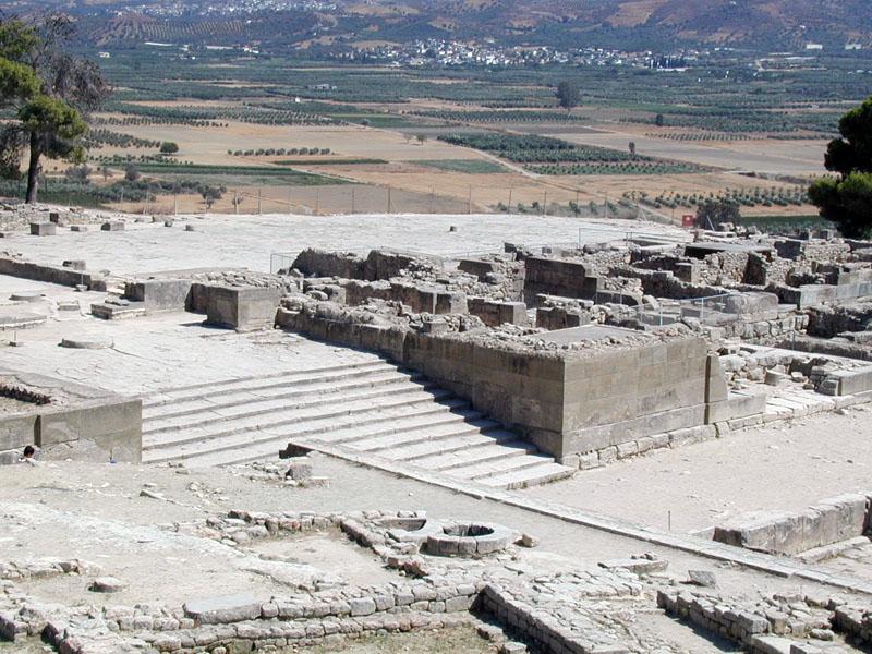 Resultado de imagen de palacio de festos