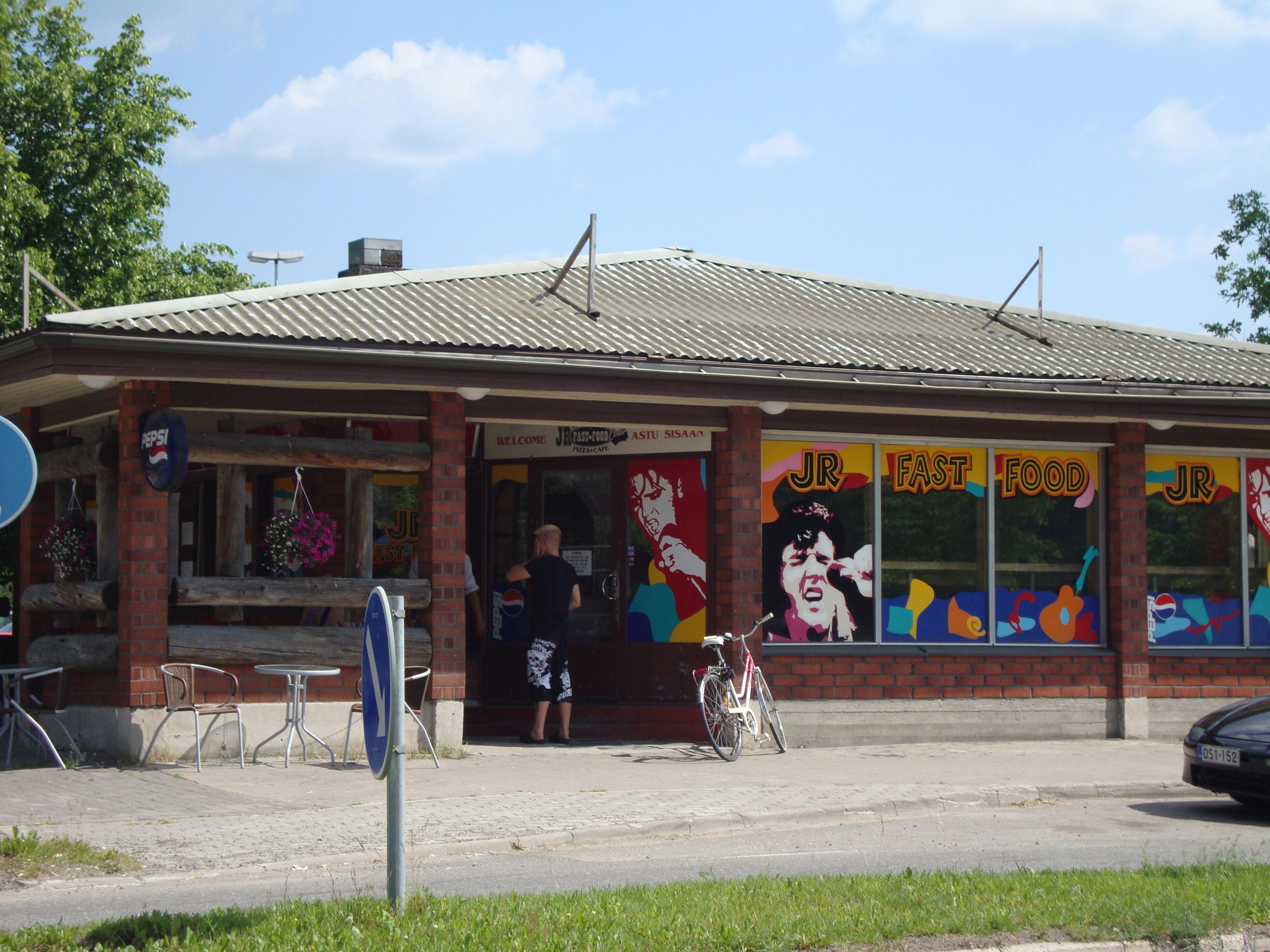 Jr Fast Food