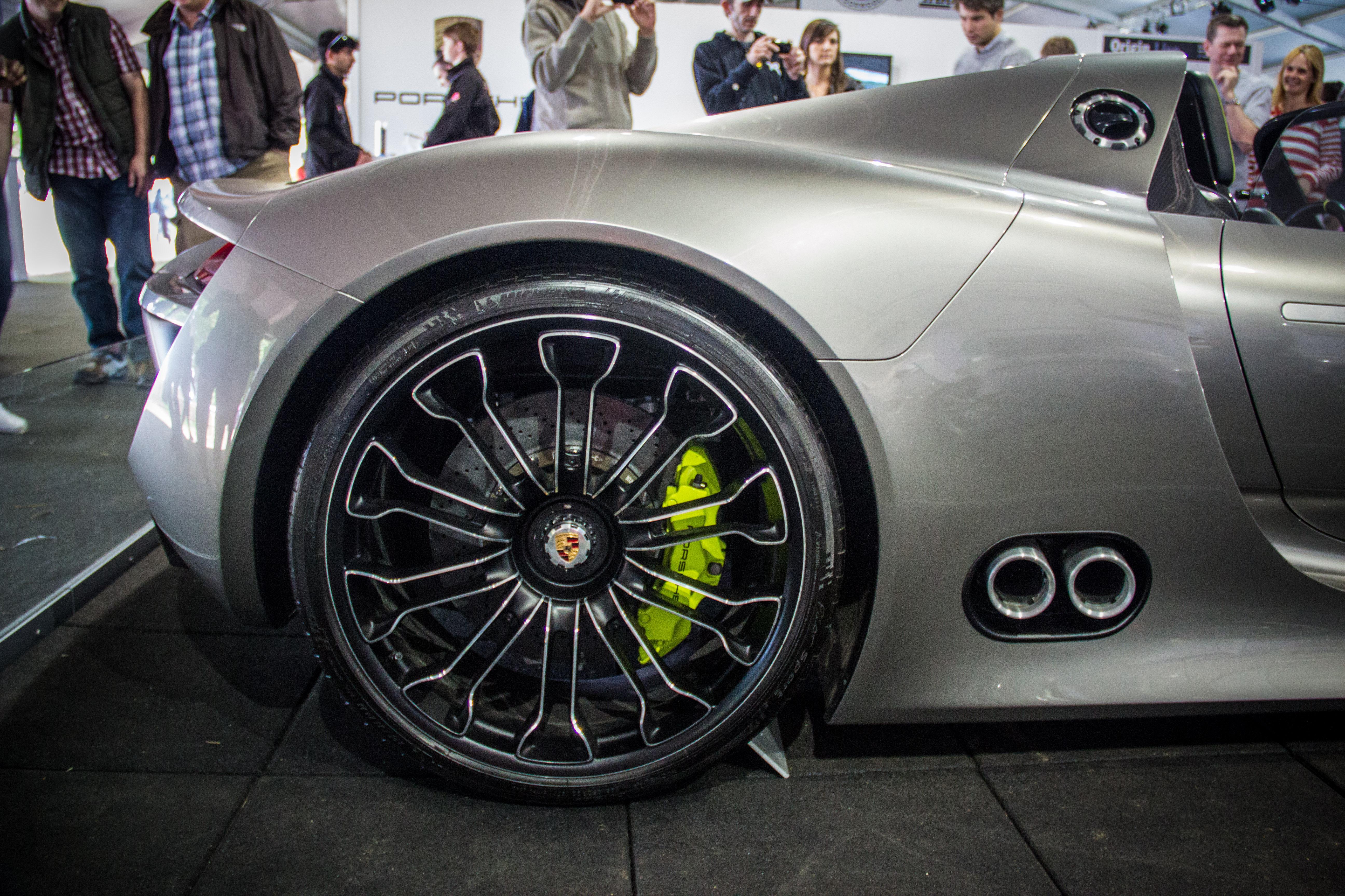Porsche_918_%287501984600%29 Remarkable Porsche 918 Spyder In London Cars Trend