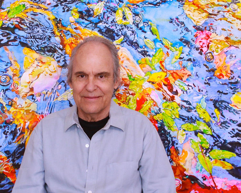 Image of Joseph Raffael from Wikidata