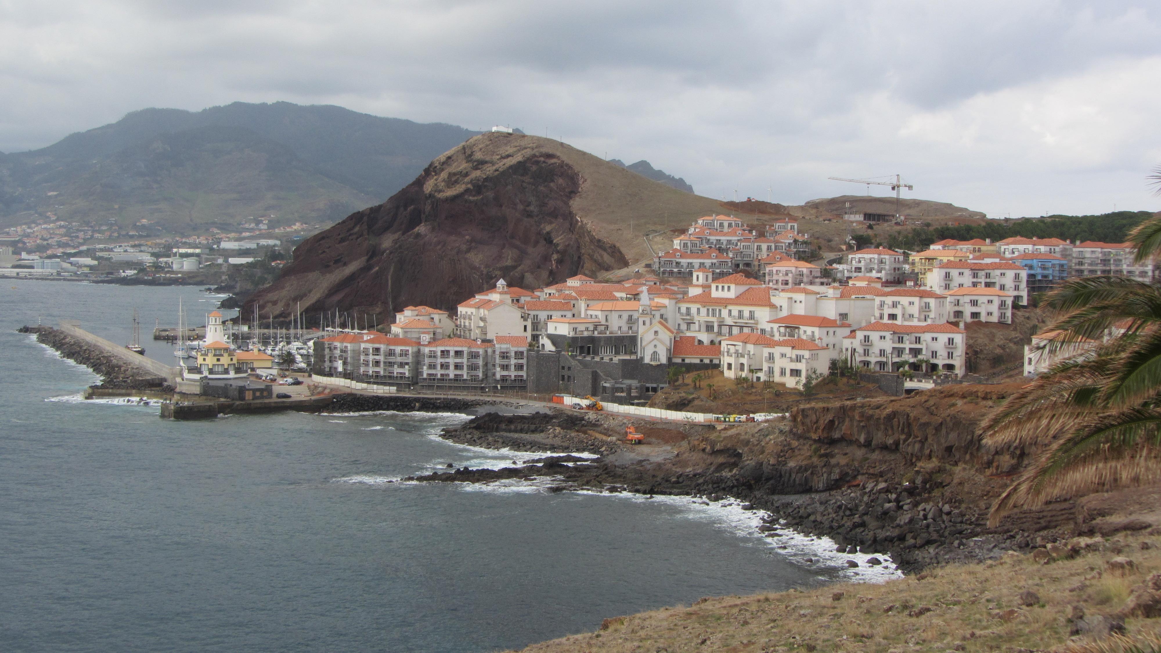 Where Is Madeira Island Portugal