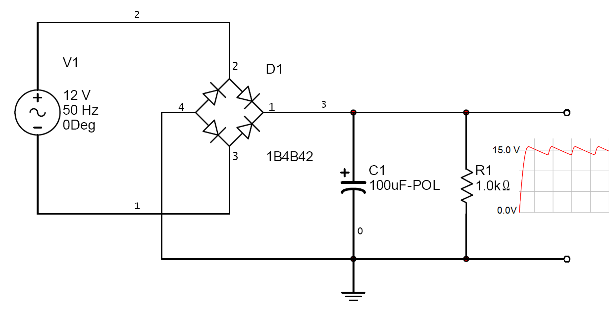 Switching Between Ac And Dc Input Electrical Engineering