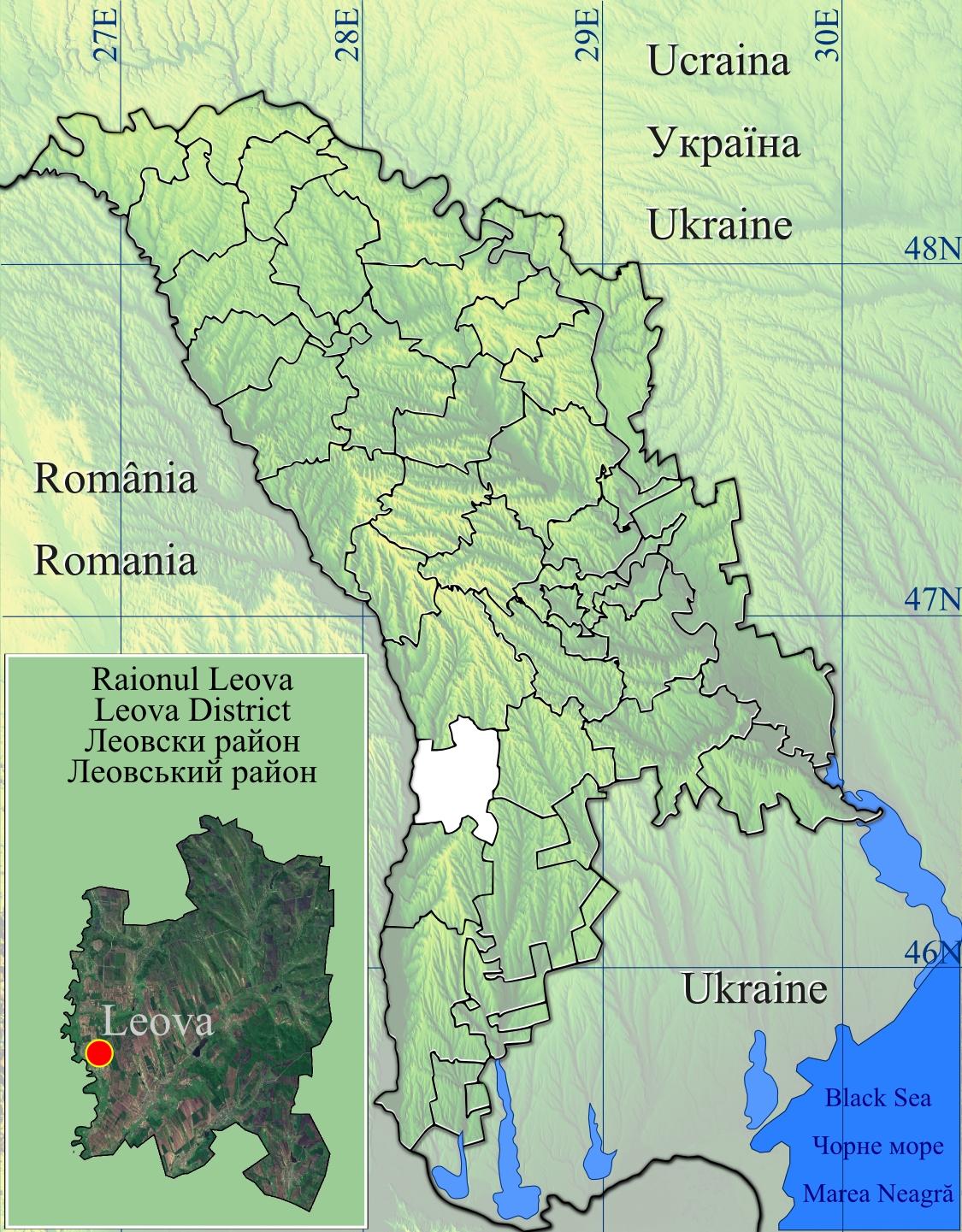 Romanovca Leova Wikipedia