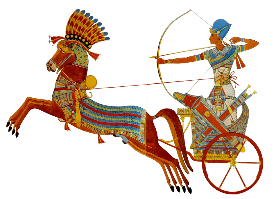 Ramesses II on chariot.png