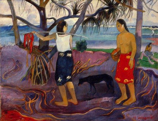 Gauguin Oviri File:Raro te Oviri Sou...