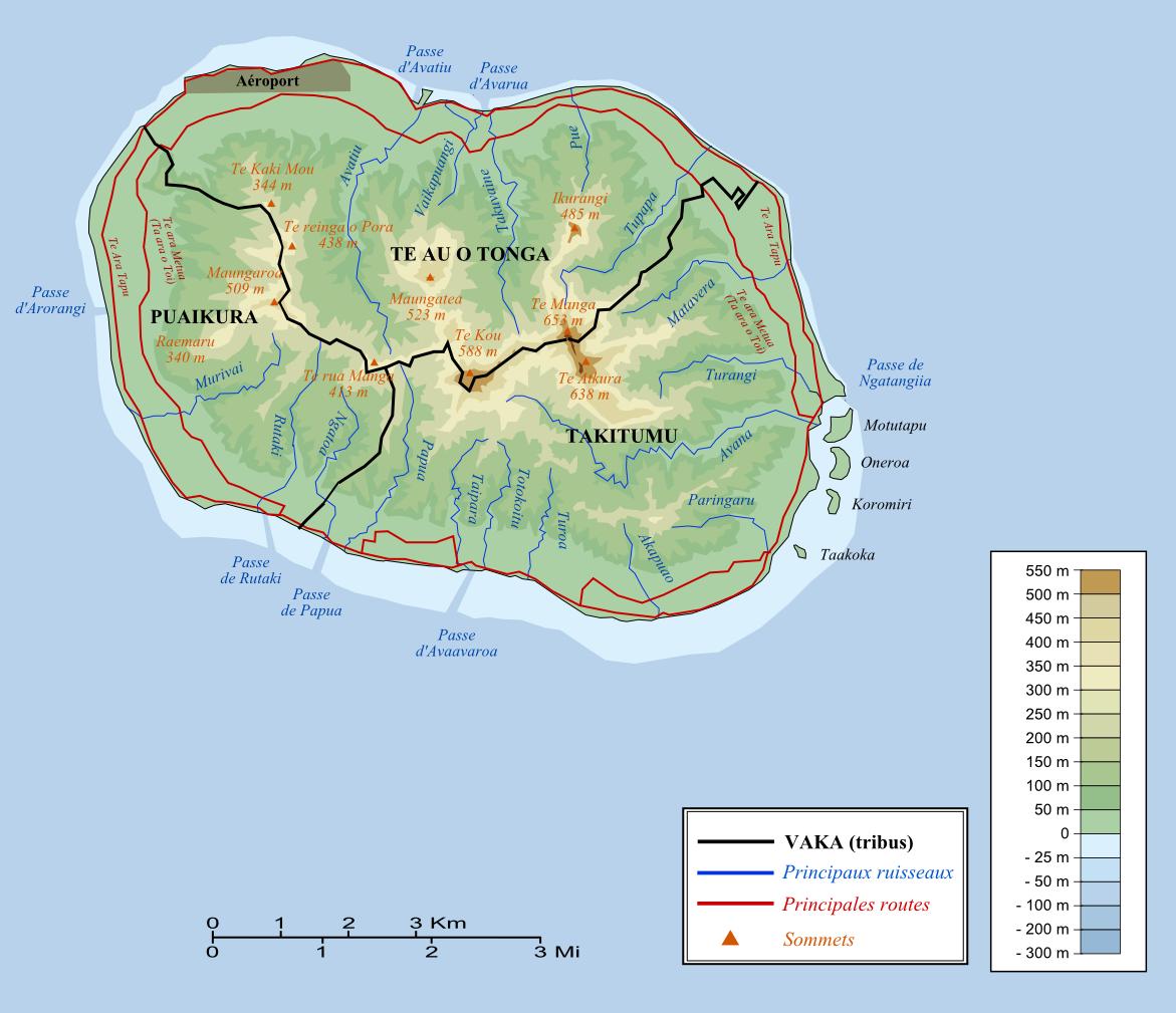 Cook Island Canoes